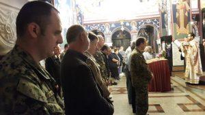 U Hramu Svetih Petra i Pavla u Doboju danas je, povodom Spasovdana i 101 godine od upokojenja slavnog srpskog vojskovođe vojvode Radomira Putnika, služen pomen za sve stradale Srbe - od Kosovskog boja do posljednjeg odbrambeno-otadžbinskog rata.