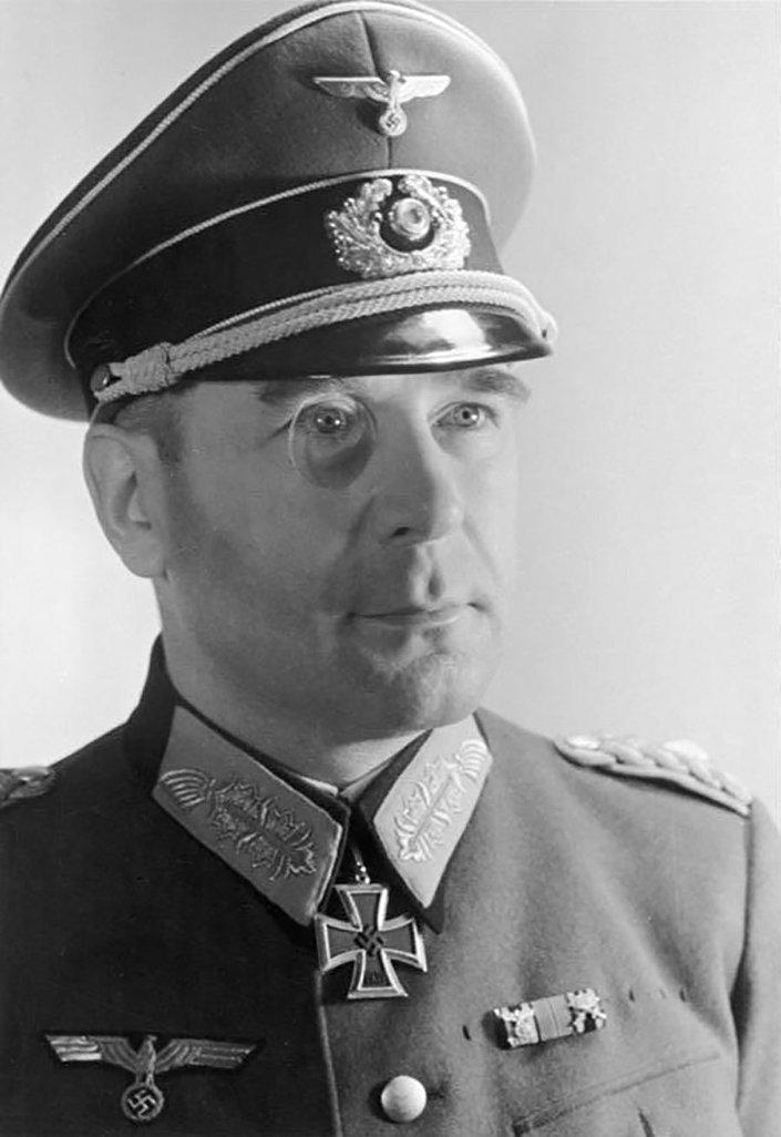 Немачки генерал Ганс Кребс