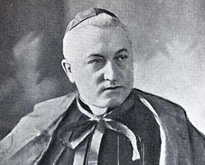 Кардинал Август Хлонд (Фото Википедија)