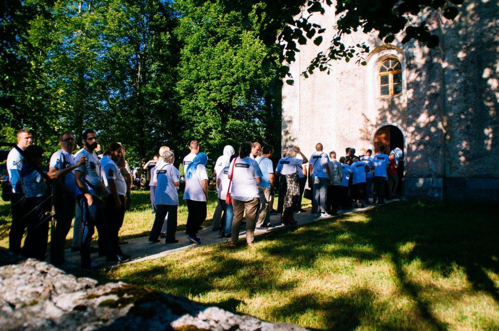 Манастир у селу Медак, посвећен Усјековању главе Светог Јована Крститеља. ФОТО: Никола Зајц.