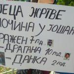 У нападу 600 муслиманских војника, који су се убацили у залеђе српске војске, убијено је троје дјеце - двогодишња Данка Тановић, седмогодишњи Дражен Вишњић и његова три године старија сестра Драгана, те 21 жена и 32 одрасла мушкарца, а десет села је спаљено и сравњено са земљом.