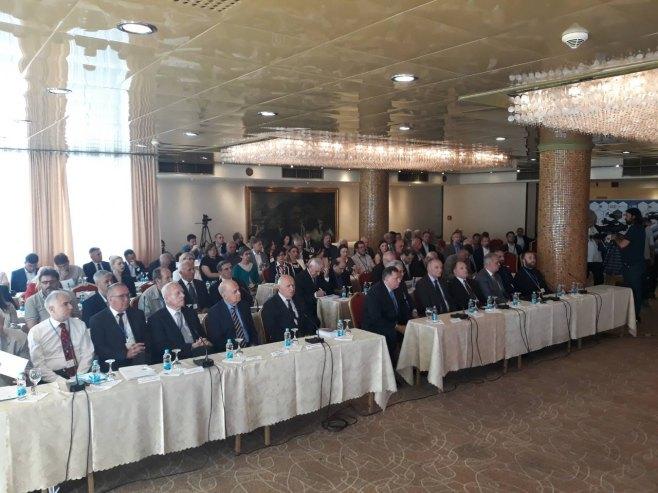 Međunarodna konferencija o Jasenovcu (Foto: RTRS)