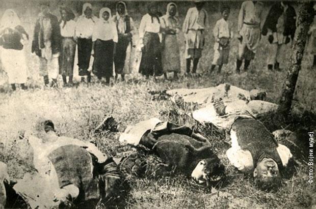 Поубијана деца од 14 и 15 година у селу Грушићу код Шапца
