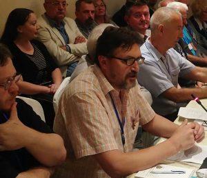 Ранко Гојковић на Седмој међународној конференцији о Јасеновцу у Бањалуци