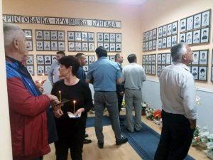 У Вишеграду је данас обиљежено 26 година од формирања Вишеградске бригаде Војске Републике Српске, кроз коју је прошло 1.700 бораца, 144 су погинула, а рањено их је око 200.