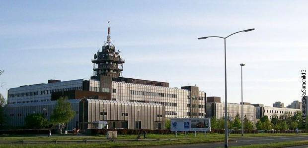Седиште Хрватске-радио телевизије (архивска фотографија)
