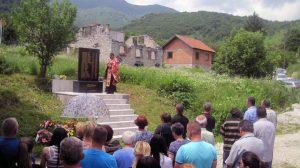 У селу Ледићи у федералној општини Трново данас је обиљежено 26 година од свирепог злочина над 24 српска цивила који су починили припадници такозване Армије БиХ.