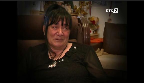 Мајка покојног Димитрија