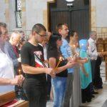 У Цркви Светог Марка у Београду служен је парастос за Србе које су прије 26 година на Миљевачком платоу код Дрниша убили и масакрирали припадници хрватске војске, у присуству Унпрофора.