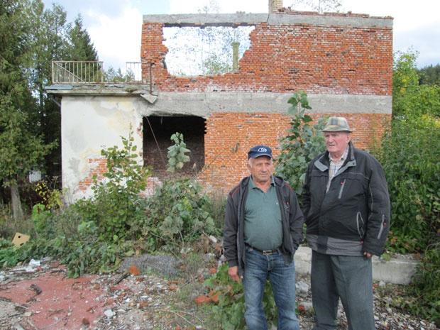 ZAŠTITA Srbi moraju da dokazuju da su vlasnici nekretnina / Foto S. Mišljenović