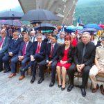 У присуству више стотина поштовалаца Народно-ослободилачке борбе и данас је у Долини хероја на Тјентишту, полагањем вијенаца и културно-умјетничким програмом, обиљежено 75 година од Битке на Сутјесци.