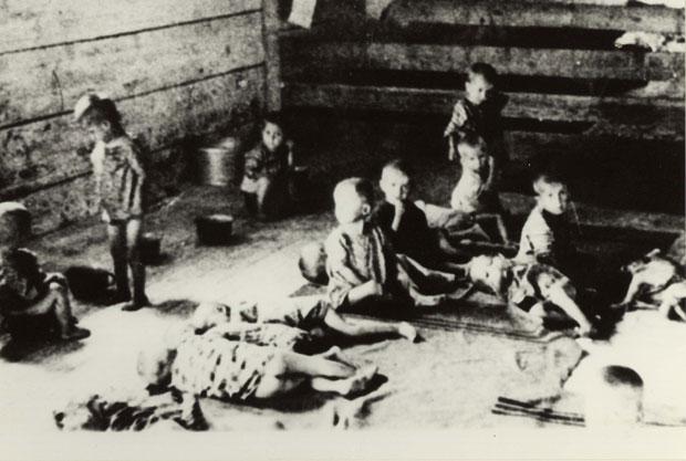 У Јасеновцу је страдало и много деце