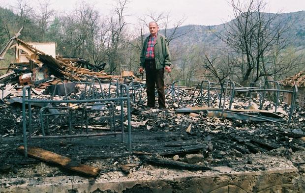 Последице НАТО бомбардовања су катастрофалне / Фото Танјуг