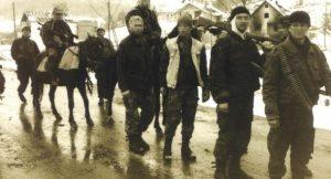 Сребреница, уочи пада, била пуна наоружања и муслиманских војника (Фото: Новости)