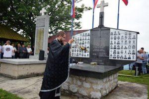 У селу Залазје код Сребренице данас је служен парастос код спомен-костурнице страдалима у два посљедња рата, прислужене су свијеће за 69 Срба убијених на данашњи дан 1992. године и положено цвијеће на спомен-обиљежје поводом обиљежавања 26 година oд великог српског страдања у сребреничкој општини.