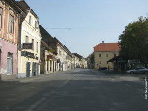Grad Petrinja (ilustracija)