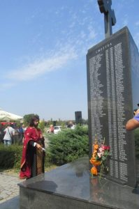 Обиљежавање дана ослобађања више од 7.000 српских мјештана Смолуће, Тиње и Потпећи из вишемјесечног окружења непријатеља - парастос.