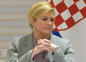 Колинда Грабар Китаровић Фото: Танјуг