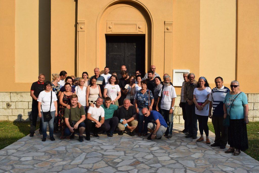 Hodočasnici i članovi SND Prebilovca su ove godine i prošetali Čapljinom.