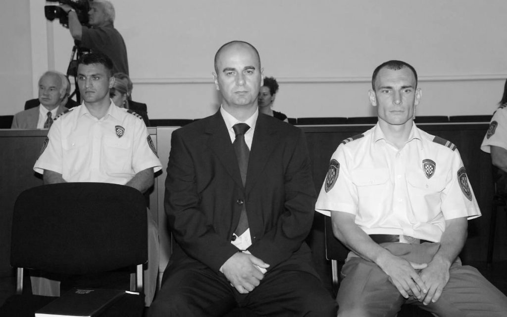 Судjeлoвao у ликвидaциjaмa цивилa – Mиркo Нoрaц Foto: GORAN STANZL/PIXELL