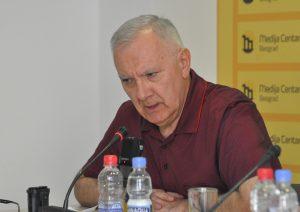 Никола Милованчев; ФОТО: Medija centar Београд