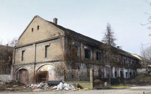 Ostaci nekadašnjeg logora Foto A. Stevanović