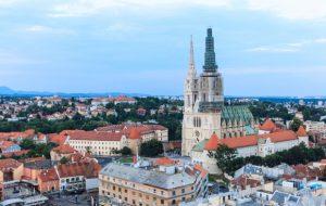 Katedrala Device Marije i Stjepana i Ladislava u Zagrebu (Foto Deposit)