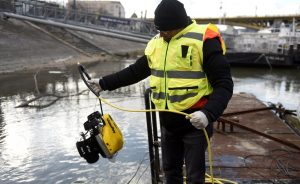 Izraelski ronioci pomoću sondi traže posmrtne ostatke sunarodnika u Dunavu/Reuters