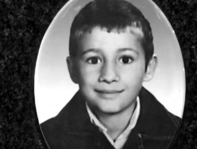 Slobodan Stojanović je imao samo 12 godina (Foto privatna arhiva)