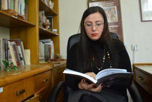 Istoričarka Jelena Vukčević