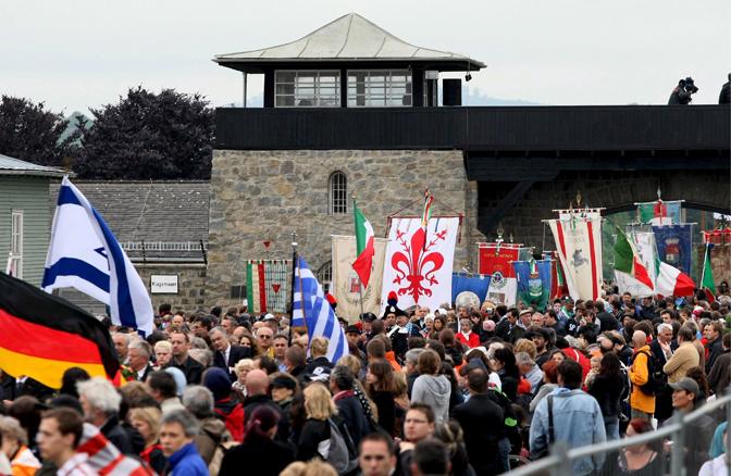 Osuđenici iz više od 30 nacija su bili u logoru Mathauzen (Foto EPA / RUBRA)