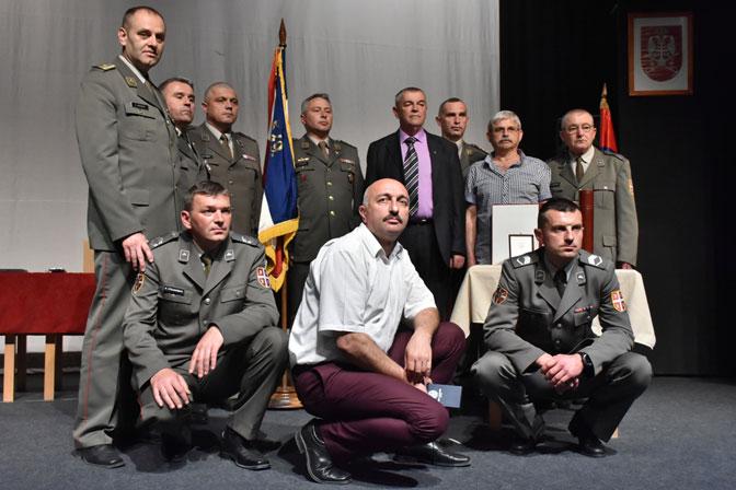 (Fotografije Ministarstvo odbrane Srbije)