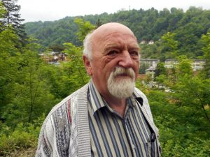 Милош Николић, потомак жртве усташког злочина у Сребреници 1943. године.