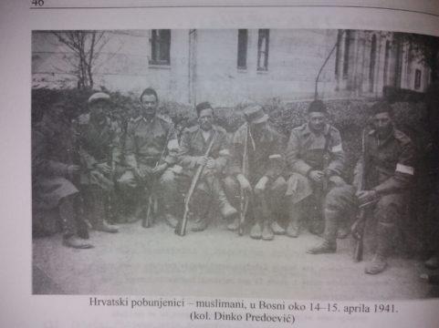 Извор за фотографију: Bojan B. Dimitrijević, Ustaška vojska NDH 1941-1945, Beograd, 2016.