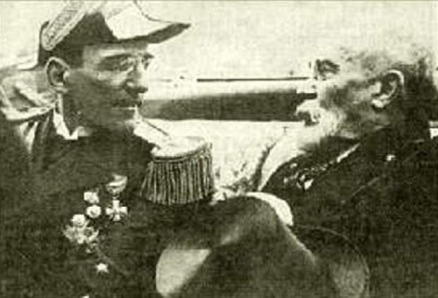 Aleksandar Karađorđević i Luj Bartu