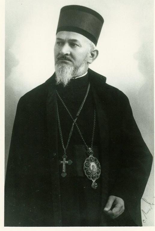 Sveti sveštenomučenik Sava Gornjokarlovački