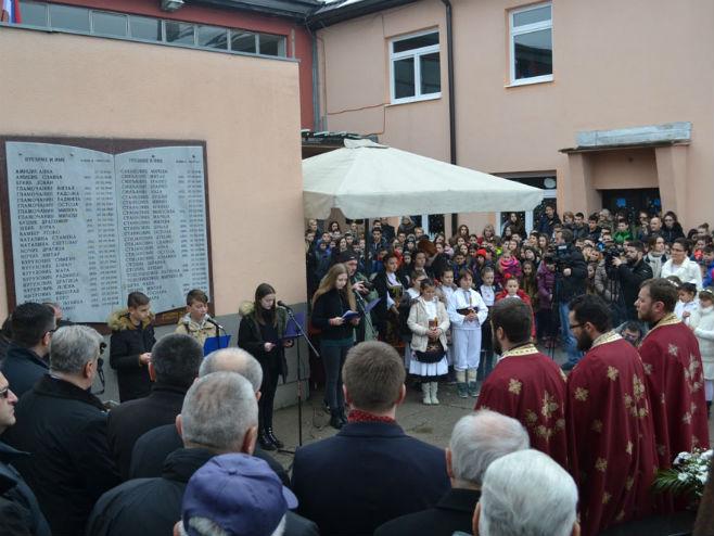 Osnovna škola u Šargovcu kod Banjaluke