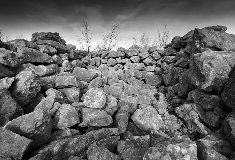 Kamen pust u Krajini osta; FOTO: Jovan Njegović Drndak
