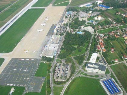 Aerodrom Pleso u Zagrebu