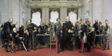 """Anton von Verner, """"Berlinski kongres""""."""