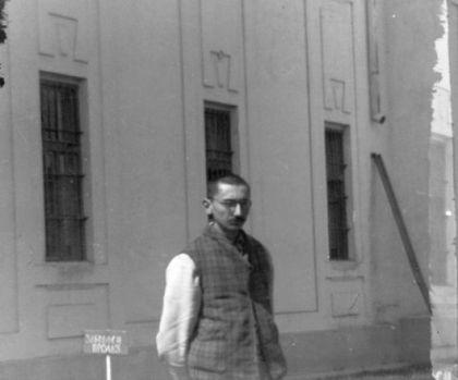 Borislav Pekić na robiji KPD Niš 1951.