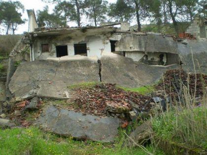Ruševine ostale i do danas: Klepci