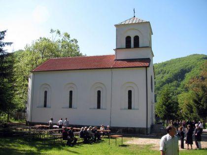 Crkva Vaznesenja Gospodnjeg u Bradini