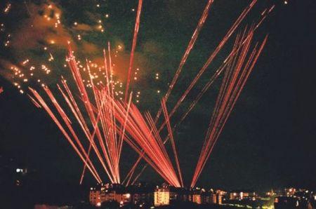 Dejstvo PVO-a Vojske Jugoslavije iznad Beograda 1999