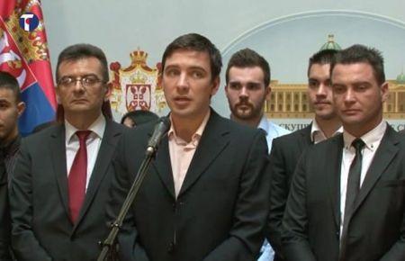 dr Janko Veselinović, Mirko Sužnjević, Dejan Mihajlović
