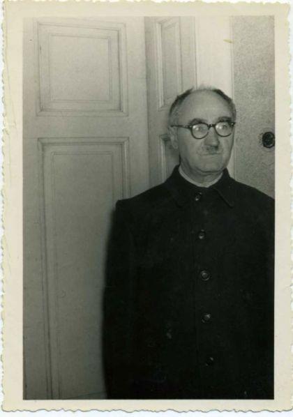 Dr Dragoljub Jovanović na robiji 1933.