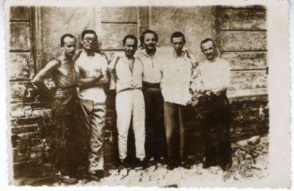 Dr Dragoljub Jovanović na robiji u Sremskoj Mitrovici
