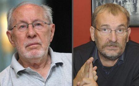Dragoslav Mihailović i Siniša Kovačević
