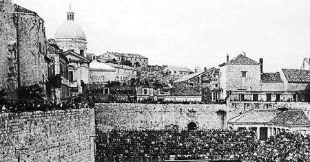 Dubrovnik 1925. godine