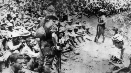 Englezi zarobljeni od strane Japanaca